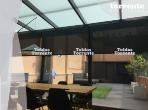Cortinas screen by toldos torrente 2